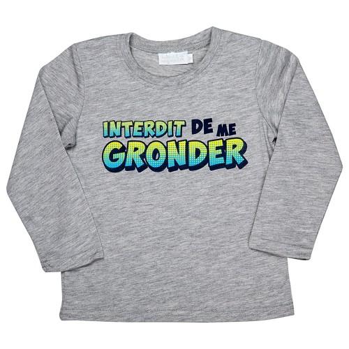 GRONDER