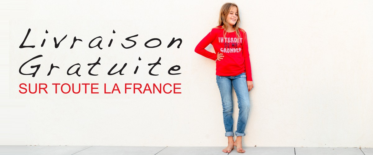 FREE SHIPPING OVER ALL FRANCE