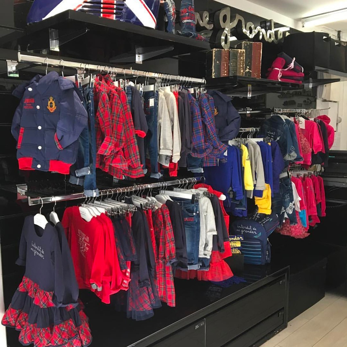 Open a concept store
